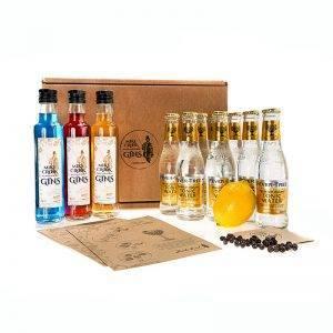 """El Pack de gin tonics """"Tríbu"""""""